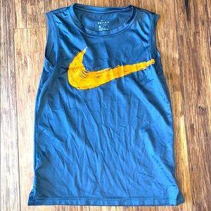 Nike Sleeveless Training Top